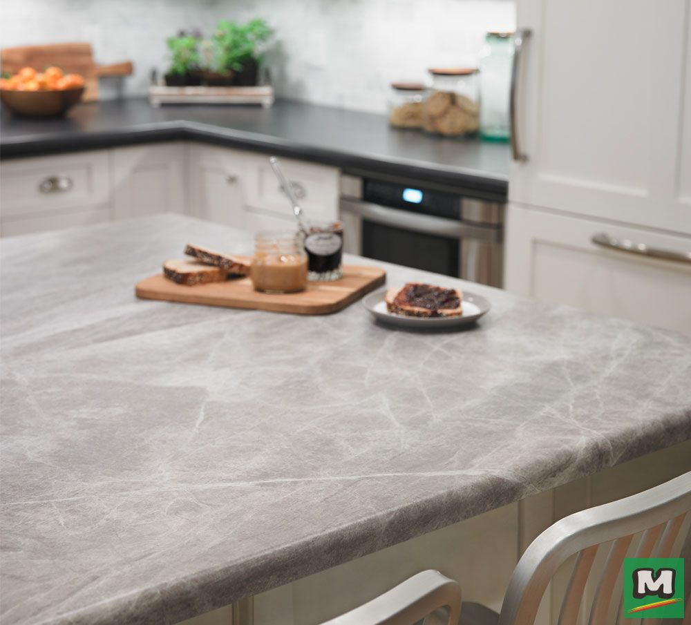 Update Your Kitchen Countertop With Soapstone Sequoia A Customcraft High Resolution Laminate Looking For More Options