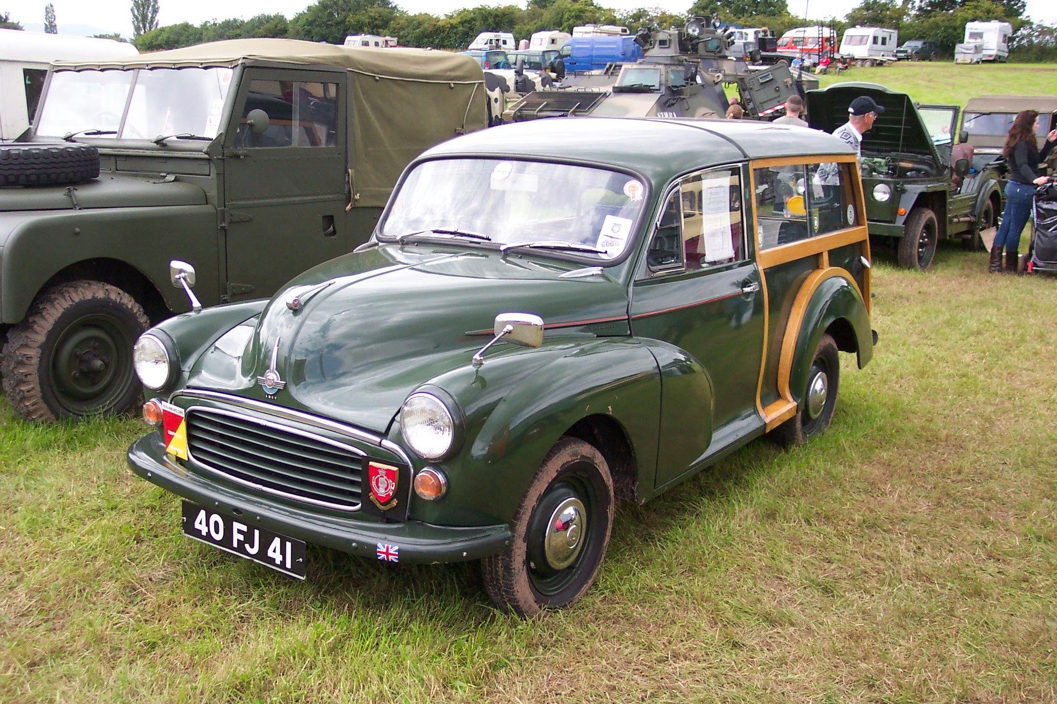 Morris minor traveller for sale - Morris Minor 1000 Traveller