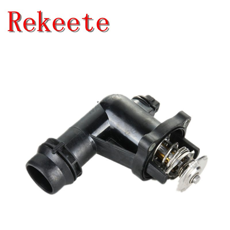 1pcs Auto Cooling System Thermostat For 11531436042 Thermostat With Housing For Bmw E46 3 Series 316i 318i 316ci 318ci Bmw E46 Replacement Parts Auto