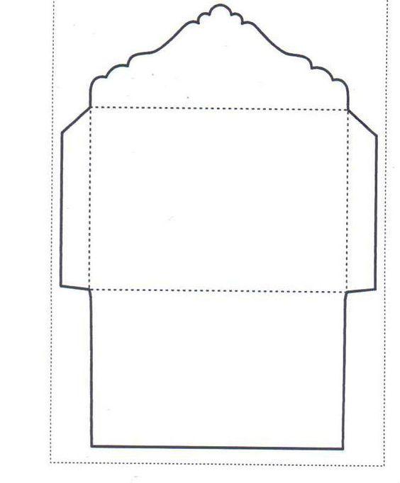 enveloppe template pinterest templates envelope and envelope