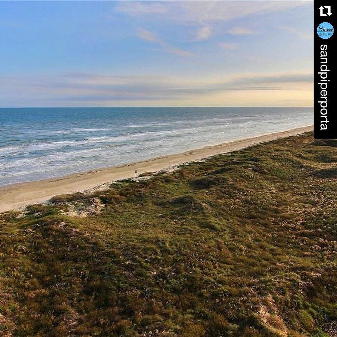 Mustang Island Beach: Breathtaking. Http://ift.tt/1M0jTQ3 #portaransastex