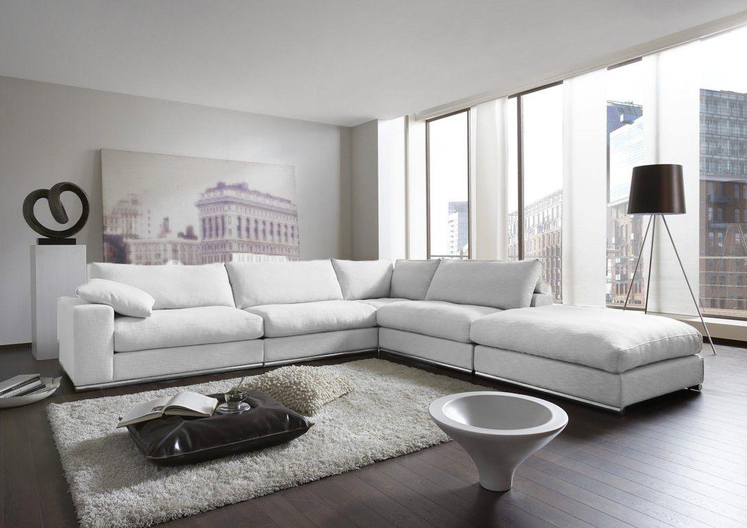 Mooie lichte woonkamer alleen iets te lichte bank | woonkamer ...