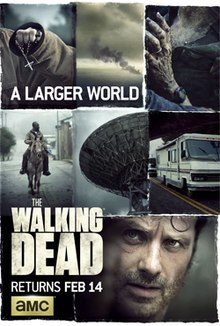 The Walking Dead 6 Sezon 1 Bolum Izle Yabanci Dizi Izle Walking Dead Season Walking Dead Tv Show The Walking Dead Tv