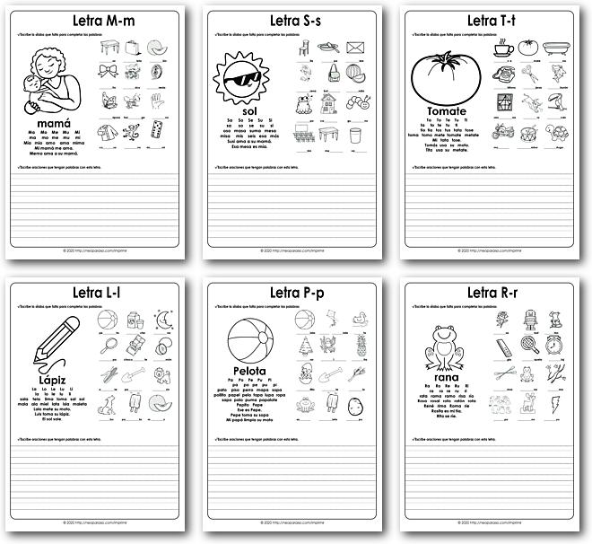Cuadernillo Completo De Lectoescritura En Pdf Fichas Para Aprender A Leer Y Escribir Cuaderno De Lectoescritura Enseñar A Leer Estrategias Para Enseñar A Leer
