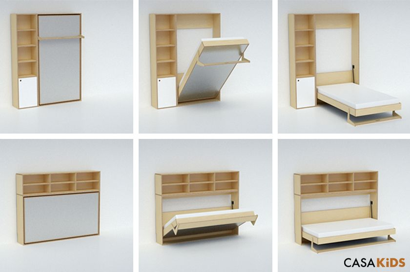 The Perfect Kid S Bed For Small Spaces Beds For Small Spaces