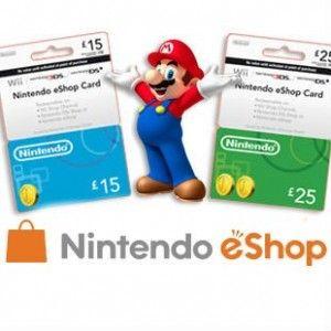 carte nintendo eshop gratuit Nintendo eShop générateur de codes gratuit   Triche Astuce