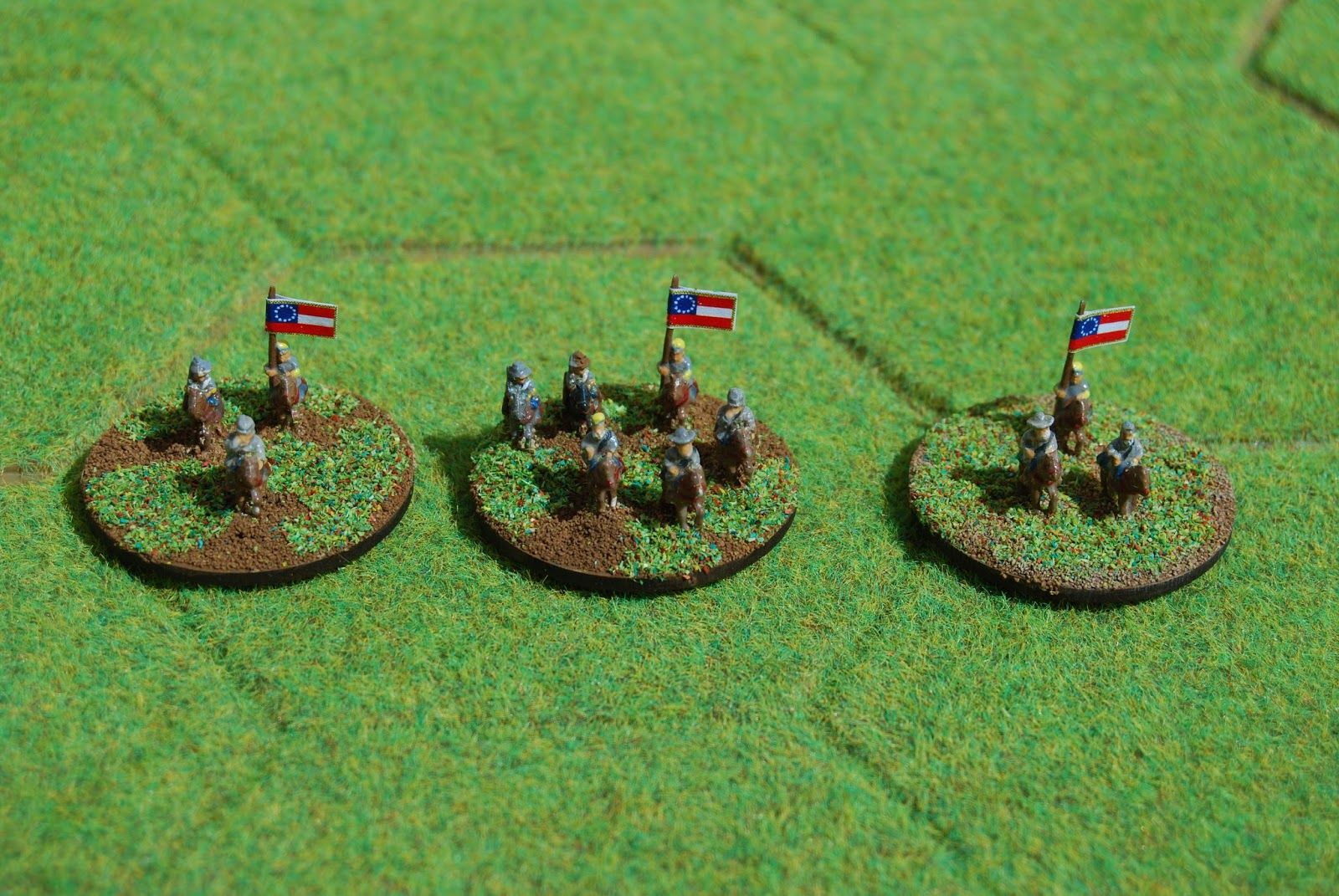 sediment's wargame blog: 6mm ACW Command | American Civil War