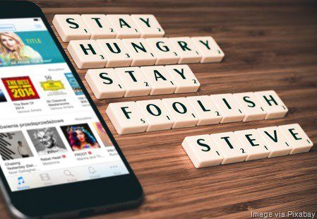 Stay Hungry, Stay Foolish... and Stay Lazy with CAMP BABY ( ..and Steve Jobs)  camp-baby.com
