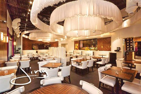 Jing Is A Dtc Restaurant That Has Beautiful Decor And Great Food You Can Just