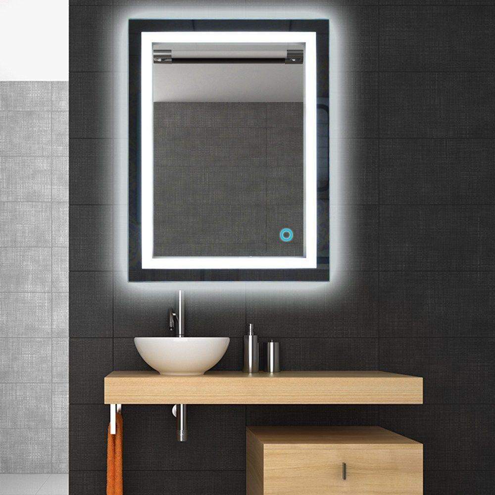 Miroir avec Lumière LED intégrée – Spéciale maquillage (effet ...