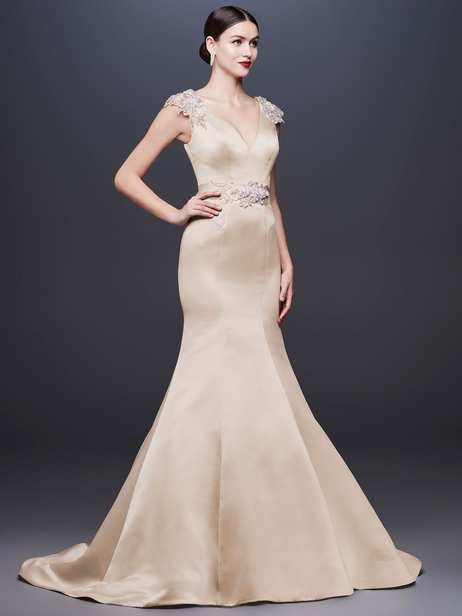 Zac Posen Tells Us All About His Wedding Dress Collection Wedding Gowns Mermaid Dresses Wedding Dresses [ 1456 x 970 Pixel ]