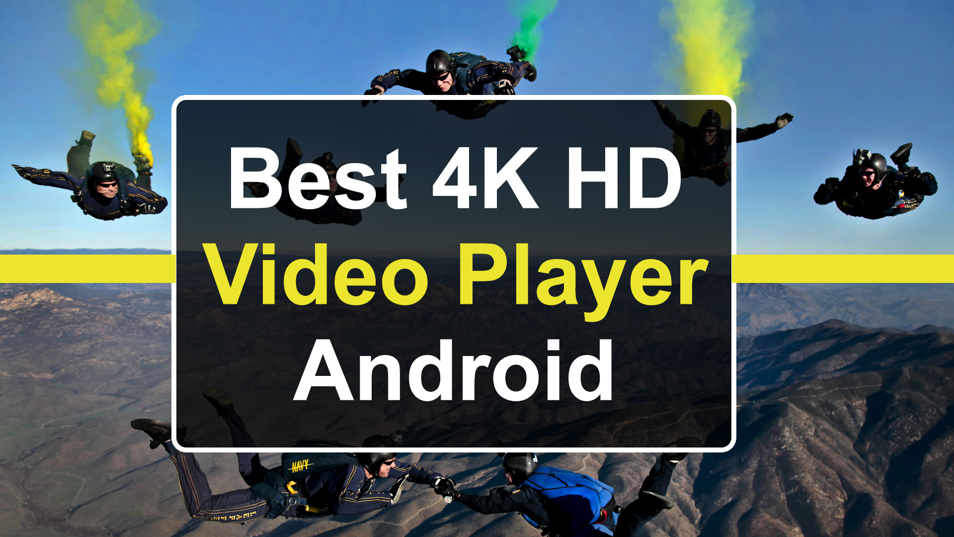 Android Top FREE 4K Video Player 2019 | Fire TV Player