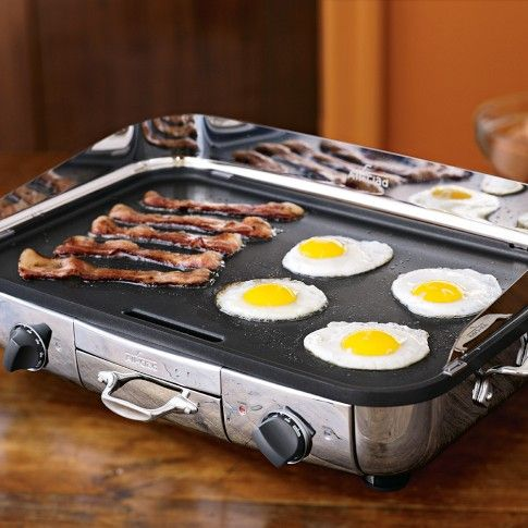 All Clad Electric Griddle Williams Sonoma Dream Home