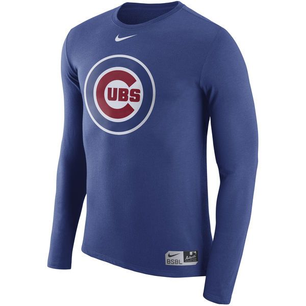 competitive price aa4f2 0a796 Men's Chicago Cubs Nike Royal Authentic Collection 1.7 ...