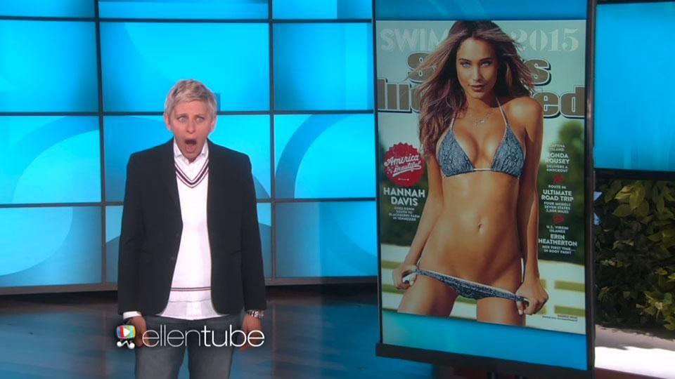 Ellen degeneres bikini pictures images 93