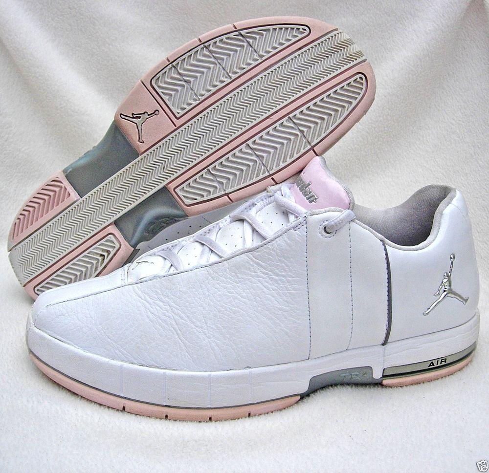 new product b00a0 842df Air Jordan Team Elite II (TE2) 311653-102 Womens Sneakers Shoes Size 9.5   Jordan  FashionSneakers