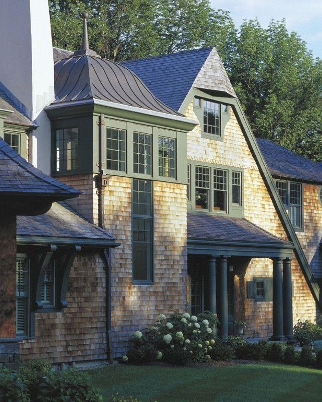 Shingle Garden Designs: Front Yard #Landscape Ideas