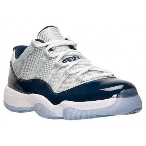 Air Jordan 11 (XI) Retro Low Georgetown Grey Mist/White-Midnight Navy 2015 Air  Jordans - Nike official website Up to discount