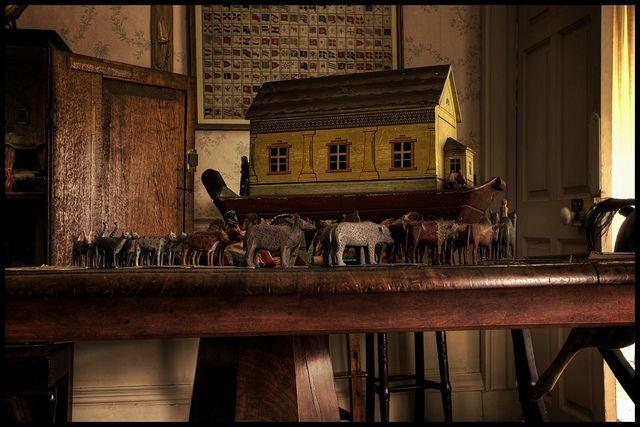 Noahs Ark ( a childs eye view )