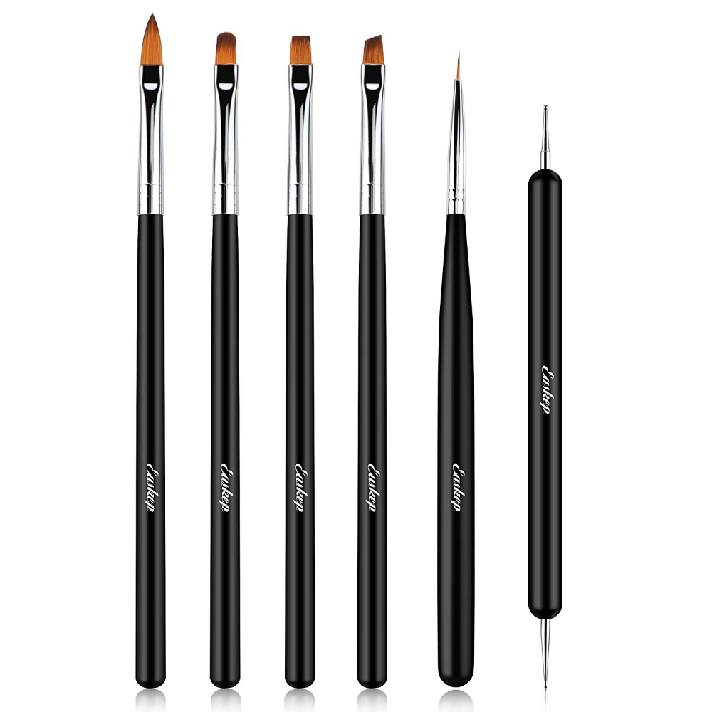 Easkep Acrylic Nail Art Brush By Easkep In 2020 Nail Art Brushes Paint Pen Sets Acrylic Nail Brush