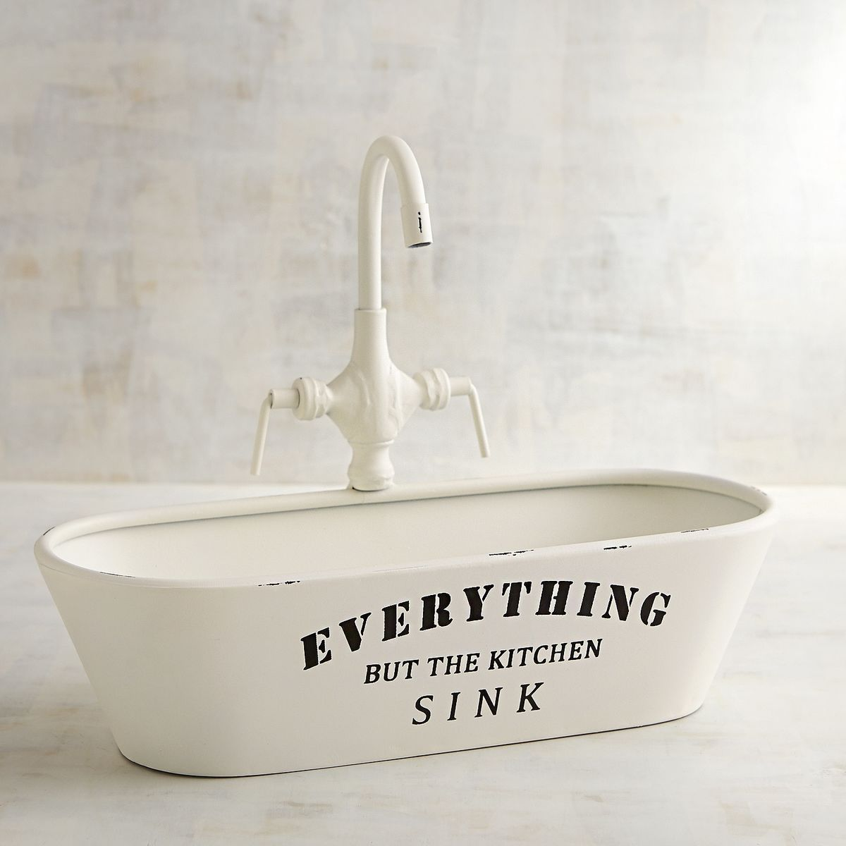 Everything But The Kitchen Sink Tray With Images Vintage