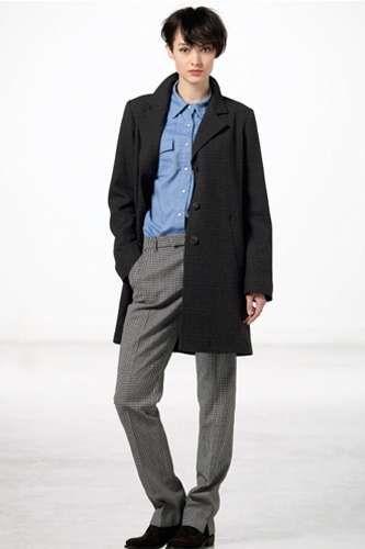 The Agnes B Fall 2010 Lookbook is Boyishly Cute #tomboy #fashion trendhunter.com