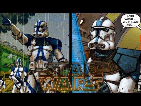 501st Legion Stormtrooper Commander Vill A Star Wars Story & 501st Legion Stormtrooper Commander Vill: A Star Wars Story | Star ...