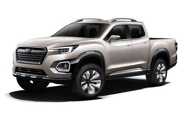 2019 subaru pickup truck rumors and specs  pickup trucks