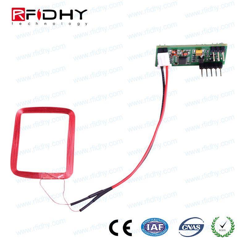 TK4100 125khz lf rfid card reader -- RJ45, RS485, RS232, TCP/IP