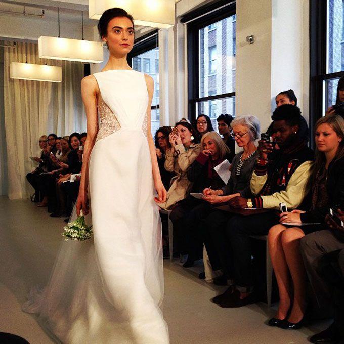 Designer Wedding Gowns For Less: Wedding Dress Trends