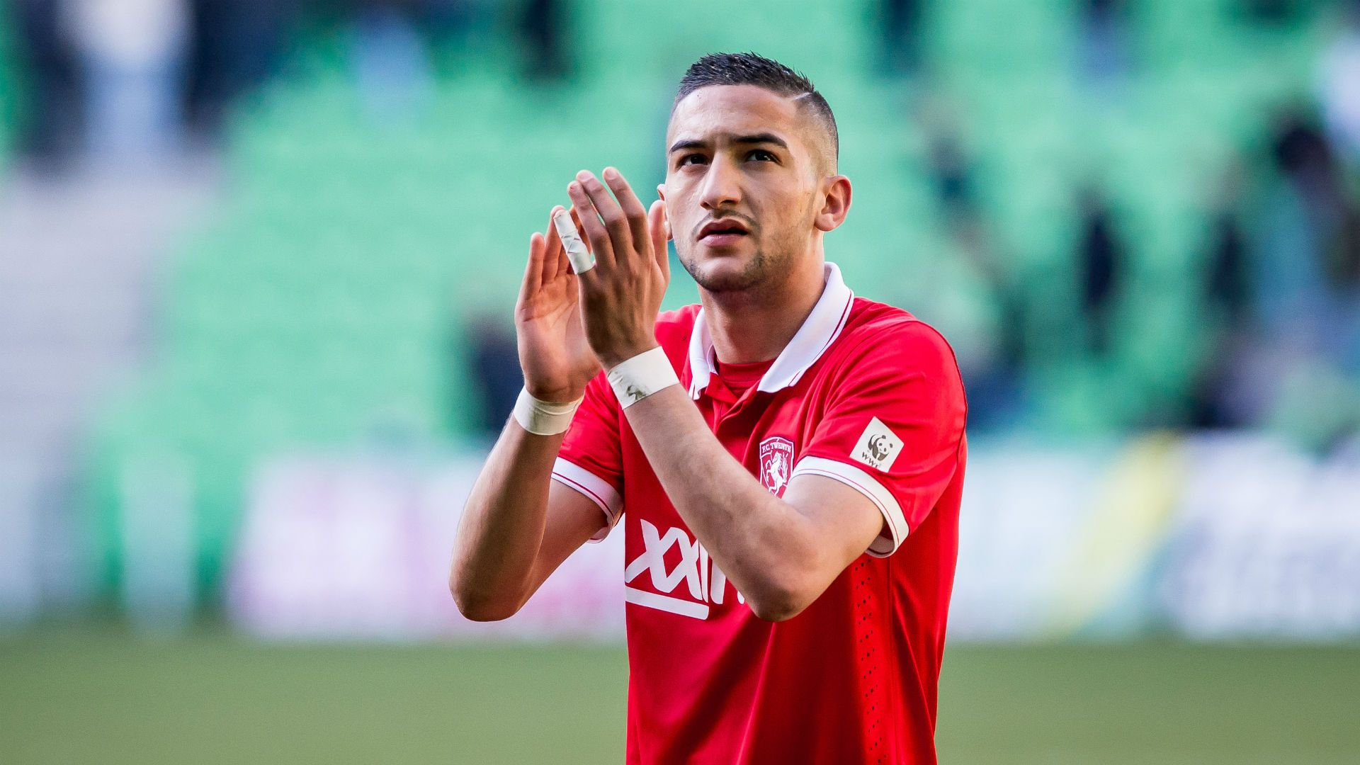 Hakim Ziyech earned a  million dollar salary - leaving the net worth at 7 million in 2018