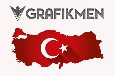 Türkiye Haritası Vektör Dosyası Ahşap Objeler