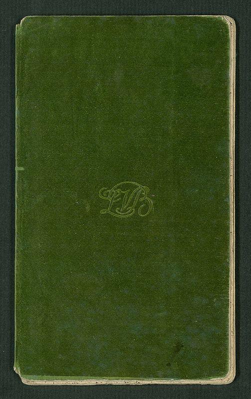 Beethoven, Konversationsheft 1818