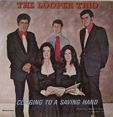 Yet another five-person Gospel trio.: