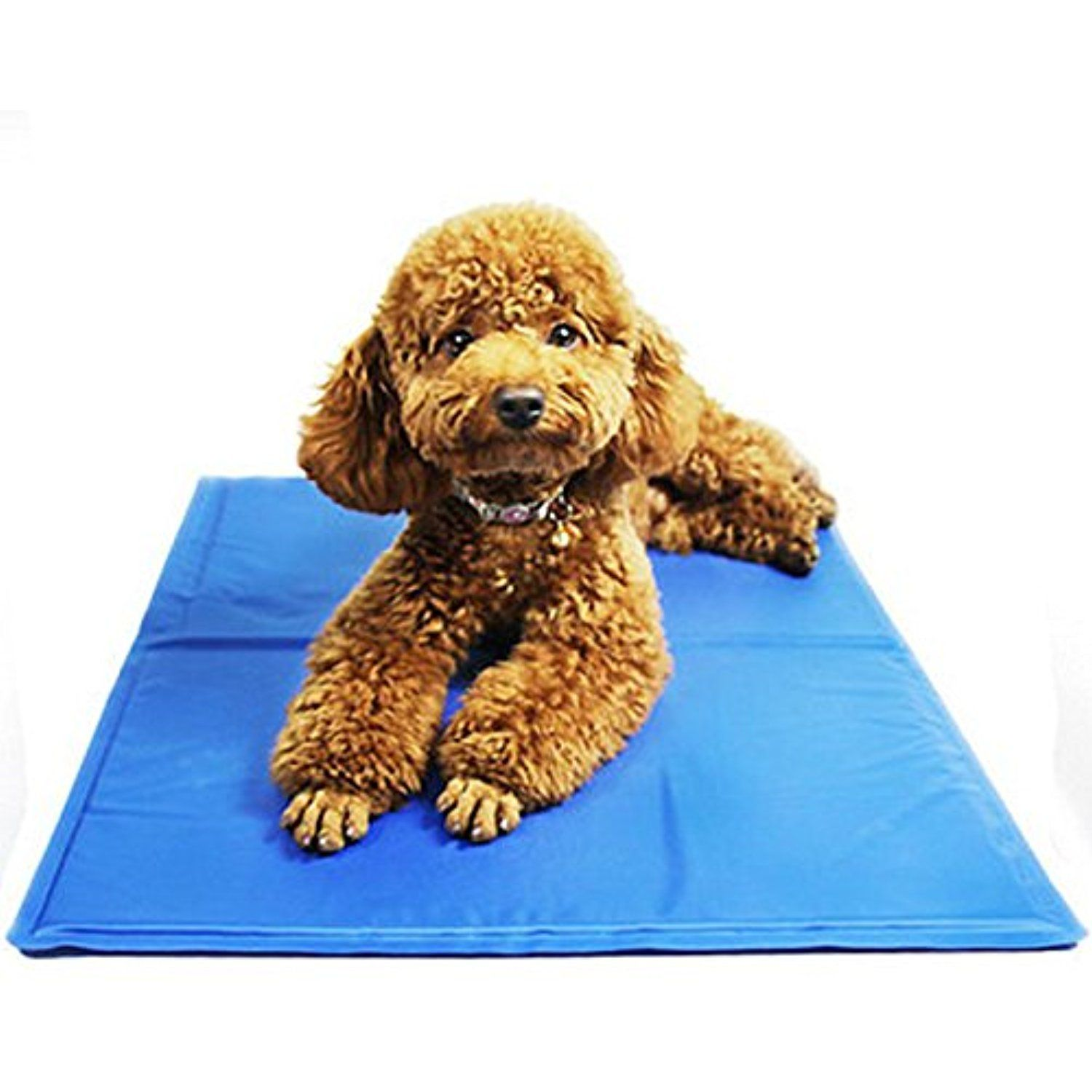 Pet Self Cooling Mat Summer Soft Rapid Cooling Ice Pad Pet Bed