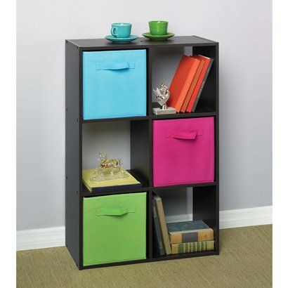 Additional Storage For Baby Room 6 Cube Organizer Storage Bins Storage Cubes Cube
