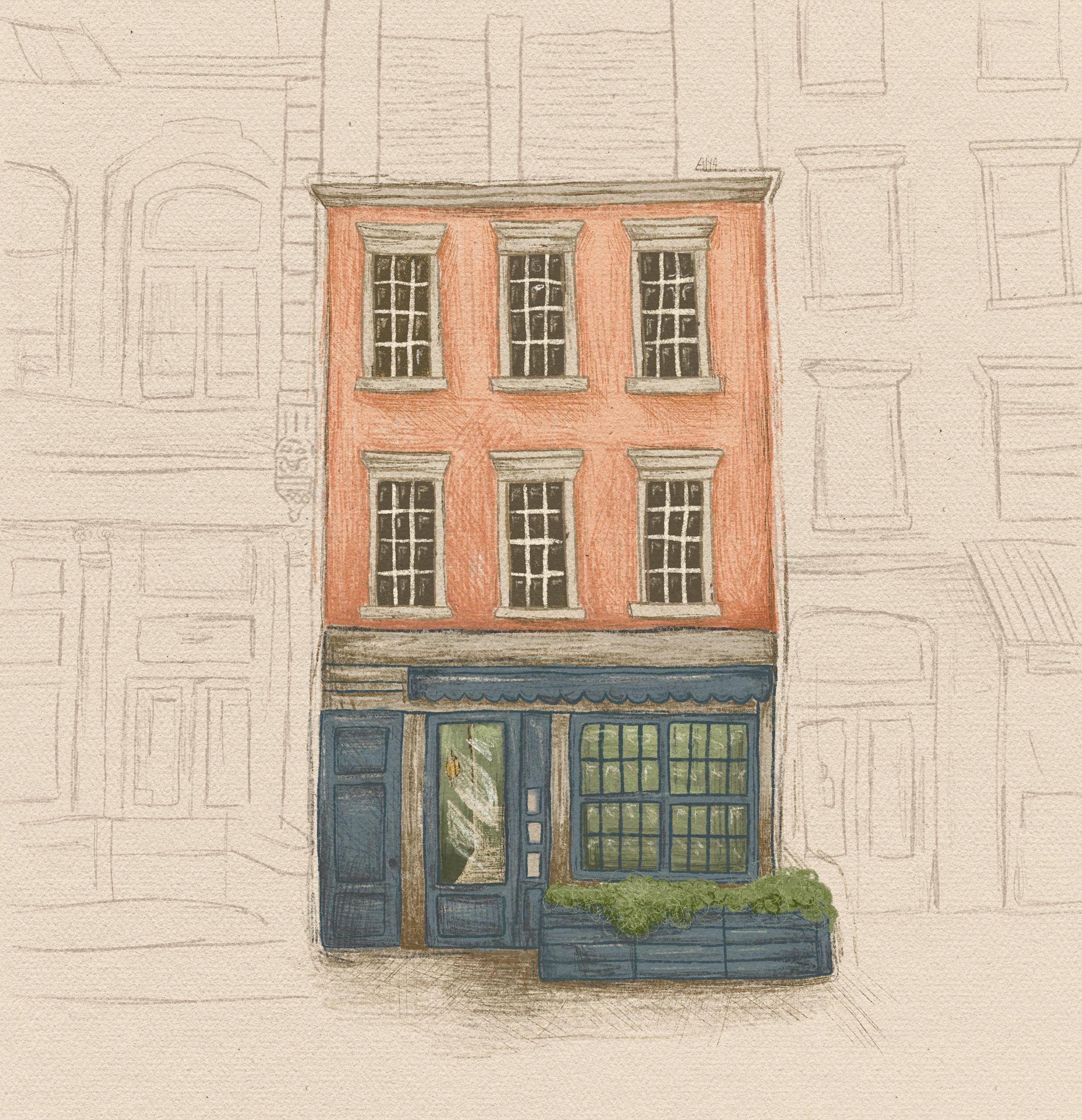 #illustration #illustratie #art #urbansketching #urbansketch #sketch