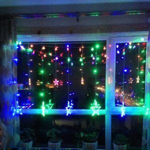 Xmas Window Light Decorations | http ...