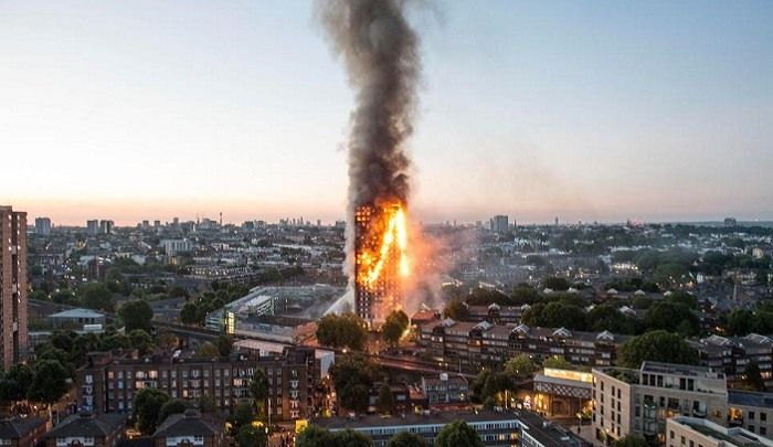 UK: Director of Islamic Human Rights Commission blames Grenfell Tower disaster on Zionists