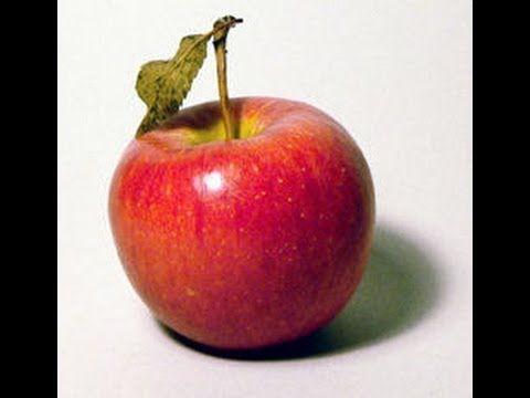 Como Pintar Gotas De Orvalho Pintura De Frutas Maca Cursos