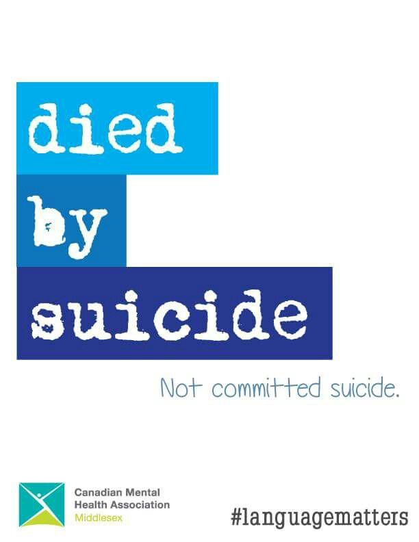 Died by suicide, Not committed suicide♥