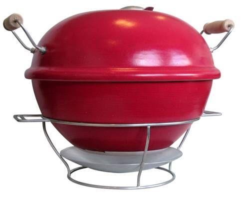 De pizza oven van African Flame is in een nieuwe kleur leverbaar ! Schitterend !