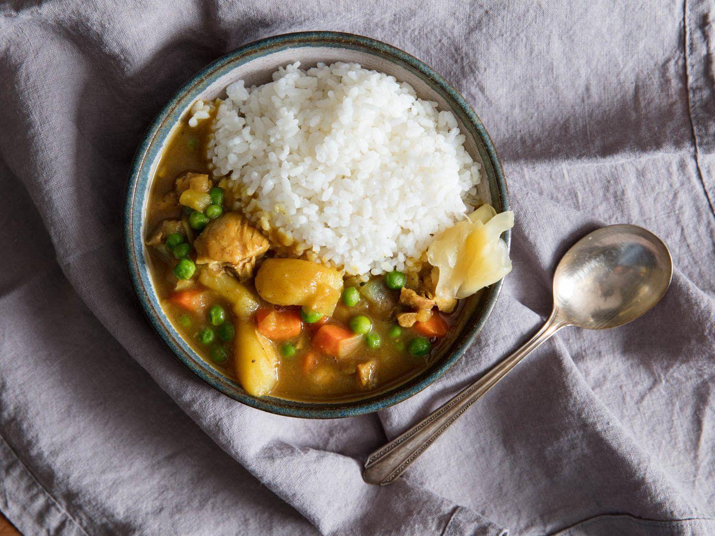 Homemade Japanese Curry Rice Kare Raisu Recipe Recipe Japanese Curry Kare Raisu Recipe Rice Bowls Recipes