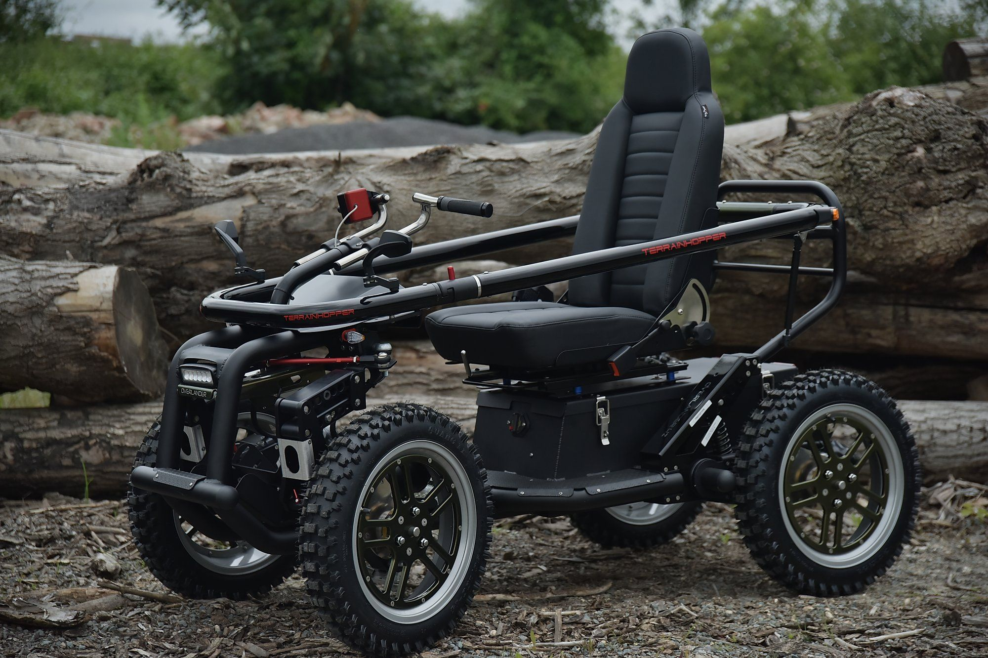 Overlander 4zs Terrainhopper Lincolnshire Electric Motor For Car Power Scooter
