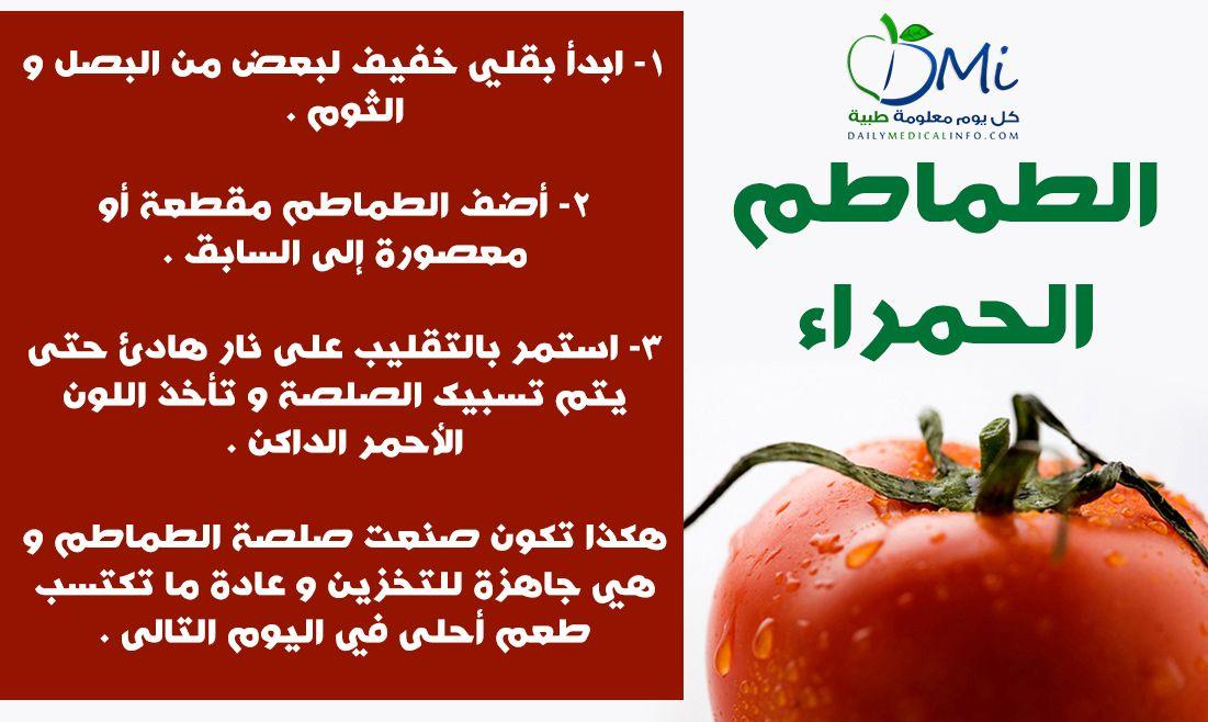 معلومة في صورة كل يوم معلومة طبية Vegetables Tomato Food