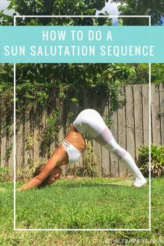 sun salutation the most popular yoga sequence  how to do