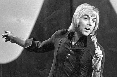 Danny Ruskopirtillä 70-luvun alussa