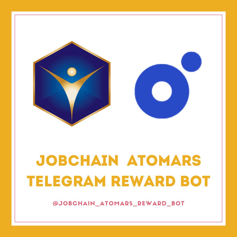 Hello Everyone Telegram Bot Jobchain Reward Join Us Rewards Bot Bitcoin Bot