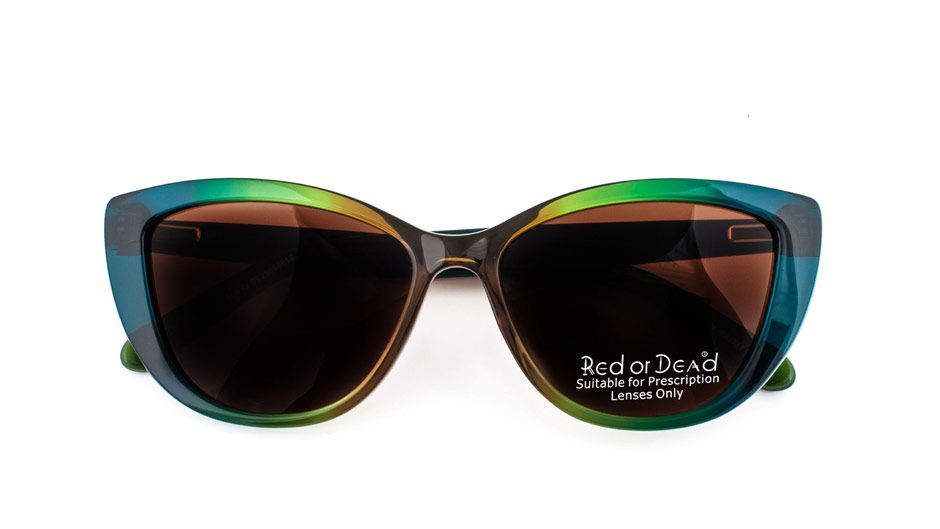 915c8cf7d1e95 Red or Dead glasses - RED OR DEAD SUN RX 05 - can only have these for  readers
