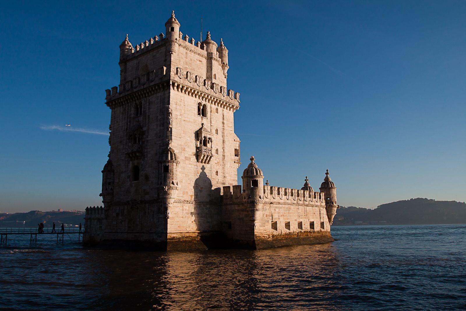 Lisbon Torre De Belem Just Reminds Me The Age Of